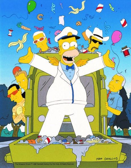Simpsonovci 13. séria online seriál