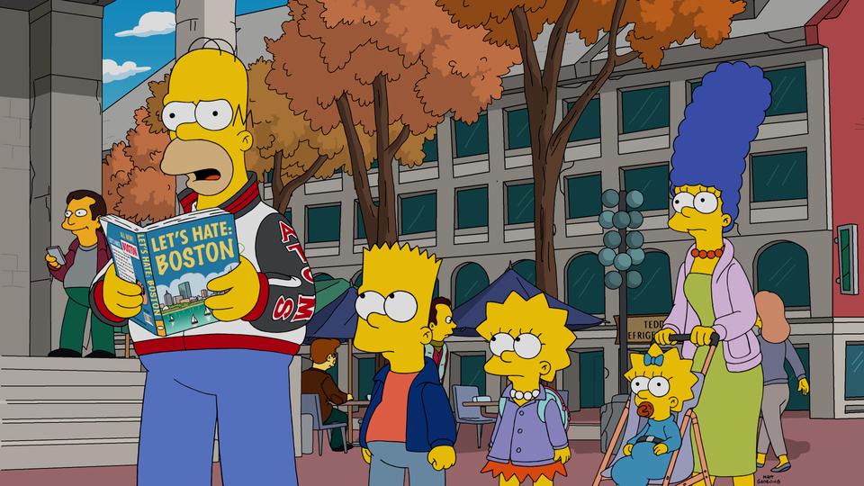 Simpsonovci 15. séria online seriál