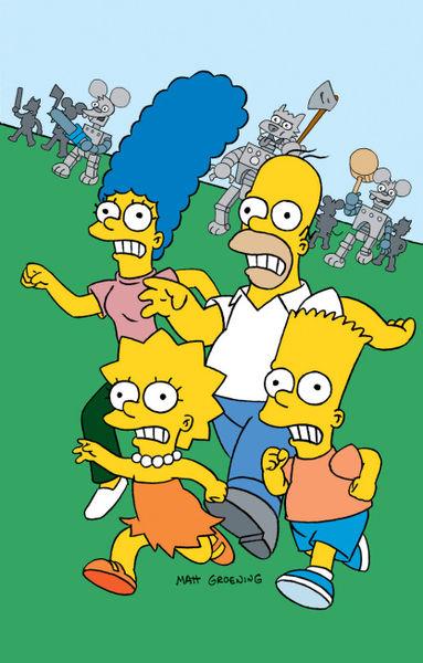 Simpsonovci 9. séria online seriál