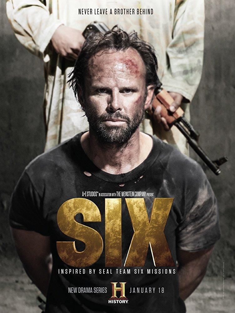 Six 1. séria online seriál
