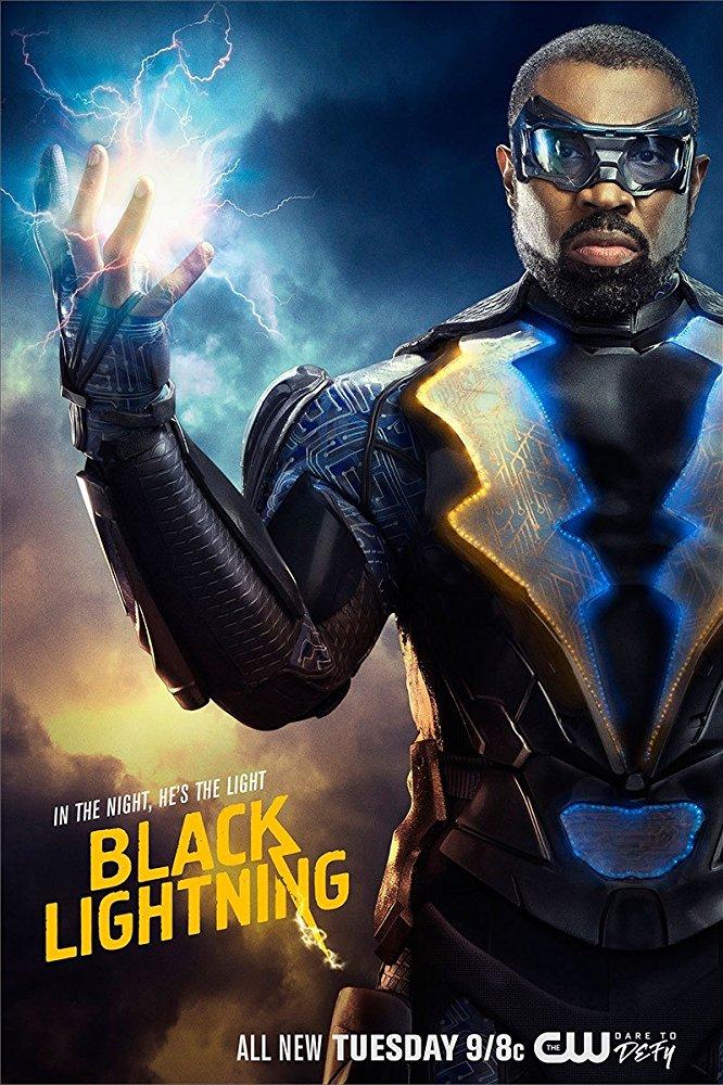 Black Lightning 2018 online seriál
