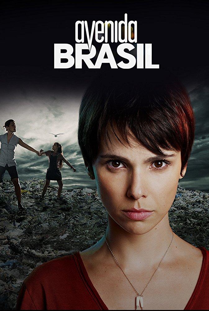 Avenida Brasil online seriál