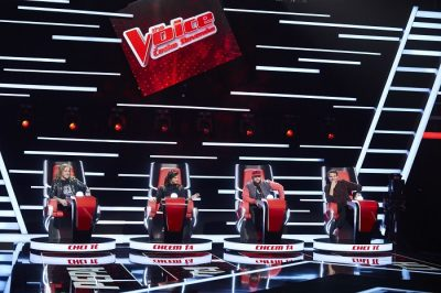 The Voice Česko Slovensko online seriál