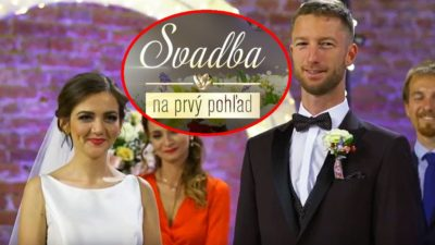 Svadba na prvý pohľad online cz