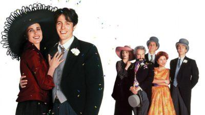 Štyri svadby a jeden pohreb online seriál