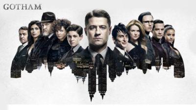 Gotham Vojna gangov online seriál
