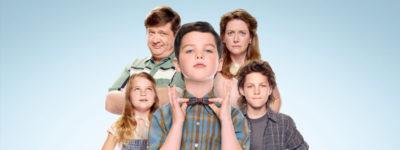 Malý Sheldon online seriál